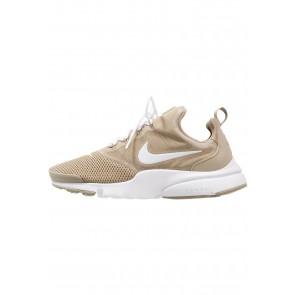 Nike Footwear Presto Fly - Chaussures de Sport Basse/Faible - Kaki/Blanc - Homme