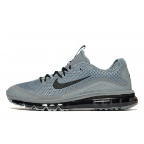 Nike Air Max More Homme Gris Chaussures de Fitness