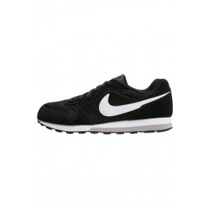 Nike Footwear MD Runner 2 - Chaussures de Sport Basse/Faible - Noir - Femme
