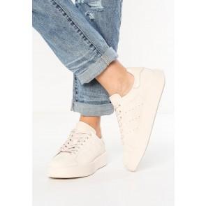 Adidas Originals Stan Smith Bold - Chaussures de Sport Basse/Faible - Beige/Jaune Sable - Femme