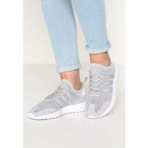 Adidas Originals Flashback PK - Chaussures de Sport Basse/Faible - Onix Clair/Blanc/Gris - Femme