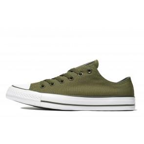 Converse All Star Ox Homme Vert Chaussures de Fitness