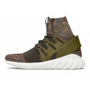 Adidas Originals Tubular Doom Primeknit Homme Vert Chaussures de Fitness