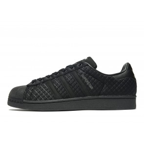 Adidas Originals Superstar Quilt Homme Noir Chaussures de Fitness