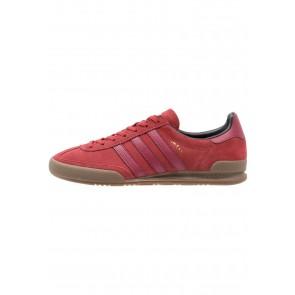 Adidas Originals Jeans - Chaussures de Sport Basse/Faible - Rouge Mystère/Bourgogne Collégiale/Bourgogne - Femme/Homme