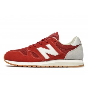 New Balance 520 Vintage Homme Rouge Chaussures de Fitness