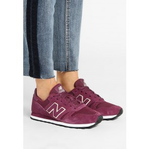 New Balance WL373 - Chaussures de Sport Basse/Faible - Bourgogne - Femme