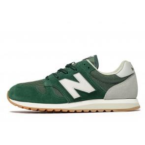 New Balance 520 Vintage Homme Vert Chaussures de Fitness
