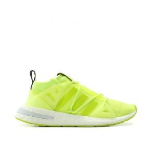 Femme Chaussures de course Adidas Originals Arkyn - B28111 Néon Jaune/Blanc