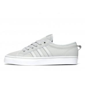Adidas Originals Nizza Lo Homme Gris Chaussures de Fitness