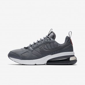 Nike Air Max 270 Futura Chaussures De Sport Homme Cool Gris/Blanc/Total Orange/Cool Gris AO1569-004