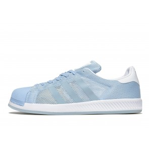 Adidas Originals Superstar Bounce Homme Bleu Chaussures de Fitness