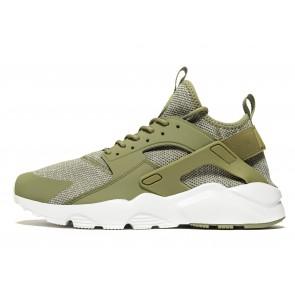 Nike Huarache Ultra Breathe Homme Vert Chaussures de Fitness