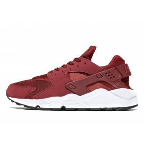 Nike Air Huarache Homme Rouge Chaussures de Fitness