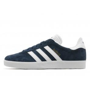Adidas Originals Gazelle Homme Bleu Chaussures de Fitness