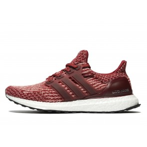 Adidas Ultra Boost Homme Rouge Chaussures de Fitness
