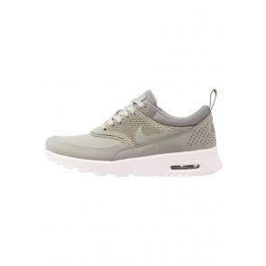 Nike Footwear Air Max Thea PRM LEA - Chaussures de Sport Basse/Faible - Gris Stuc Foncé - Femme