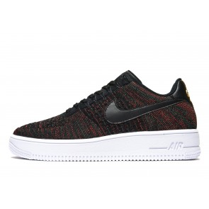 Nike Air Force 1 Ultra Flyknit Low Homme Noir Chaussures de Fitness