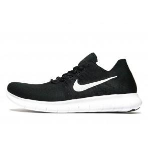 Nike Free RN Flyknit 2.0 Homme Noir Chaussures de Fitness