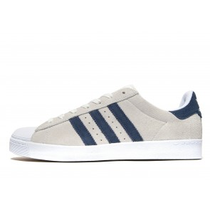 Adidas Originals Superstar Vulc ADV Homme Blanc Chaussures de Fitness