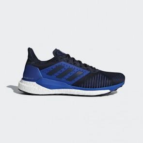 Chaussures de course Adidas Originals CQ3178 Solar Glide ST pour Homme Noir / Ftwr Blanc / Gris trois / Bleu cobalt / Bleu foncé / Noir
