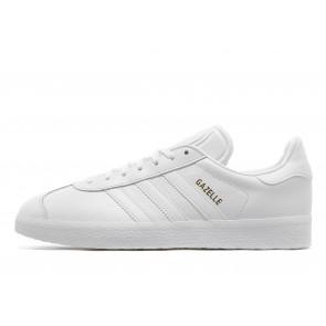 Adidas Originals Gazelle Homme Blanc Chaussures de Fitness
