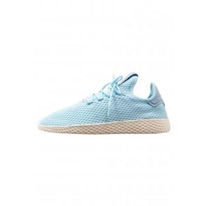 Adidas Originals PW Tennis HU - Chaussures de Sport Basse/Faible - Bleu Glace/Bleu Glace/Bleu Tactile - Femme/Homme