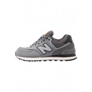 New Balance ML574 - Chaussures de Sport Basse/Faible - Gris - Femme/Homme