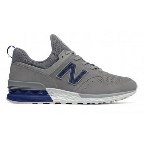 Chaussures pour homme New Balance 574 Sport Gris Acier/Gris Nuit