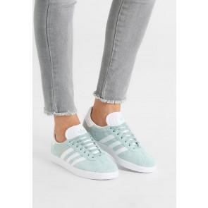 Adidas Originals Gazelle - Chaussures de Sport Basse/Faible - Vert - Femme