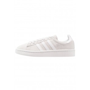 Adidas Originals Campus - Chaussures de Sport Basse/Faible - Gris/Blanc - Femme