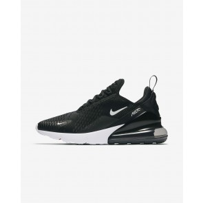 Homme Nike Air Max 270 AH8050-002 Noir/Blanc/Rouge Solaire/Anthracite Chaussures de Fitness