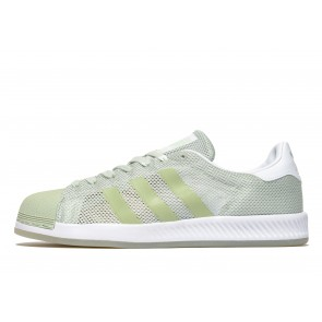 Adidas Originals Superstar Bounce Homme Vert Chaussures de Fitness