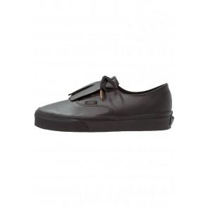 Vans Authentic Fringe DX - Chaussures de Sport Basse/Faible - Noir/Or - Femme