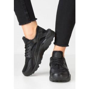 Nike Footwear Air Huarache Run - Chaussures de Sport Basse/Faible - Noir - Femme