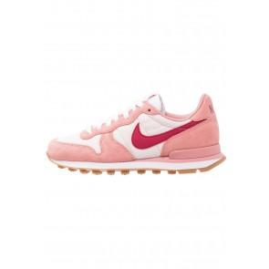 Nike Footwear Internationalist - Chaussures de Sport Basse/Faible - Rouge Poussière D'étoile - Femme