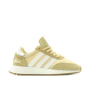 Adidas Originals Iniki I-5923 Runner Boost Baskets pour les femmes - Lumière Jaune/Foncé Jaune/Blanc B37972