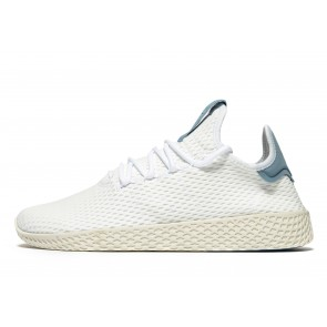 Adidas Originals Pharrell Williams Tennis Hu Homme Blanc Chaussures de Fitness