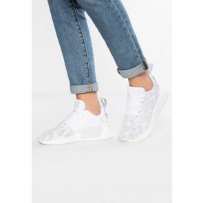 Adidas Originals NMD_R2 - Chaussures de Sport Basse/Faible - Blanc - Femme