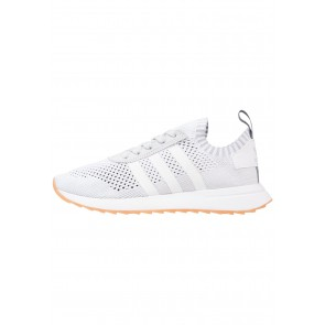 Adidas Originals Flashback - Chaussures de Sport Basse/Faible - Blanc/Gris Clair - Femme/Homme
