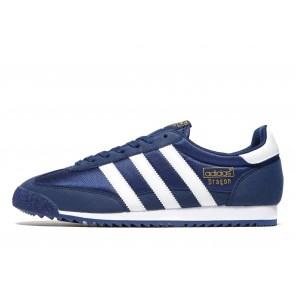 Adidas Originals Dragon Homme Bleu Chaussures de Fitness