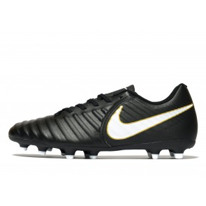 Nike Lock In Let Loose Tiemp Rio Firm Ground Homme Noir Chaussures de Fitness