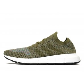 Adidas Originals Swift Run Primeknit Homme Vert Chaussures de Fitness