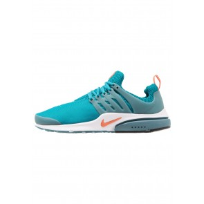 Nike Footwear Air Presto Essential - Chaussures de Sport Basse/Faible - Orange Terra/Jade Gelé/Blanc - Homme