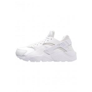 Nike Footwear Air Huarache Run - Chaussures de Sport Basse/Faible - Blanc - Femme/Homme