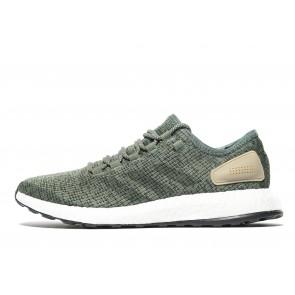 Adidas Pure Boost Homme Vert Chaussures de Fitness