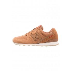 New Balance WR996 - Chaussures de Sport Basse/Faible - Beige - Femme