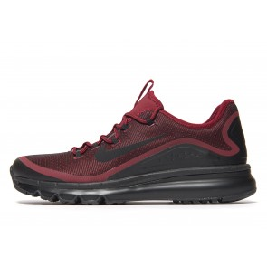 Nike Air Max More Homme Rouge Chaussures de Fitness