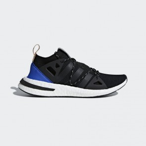 Femme Adidas Originals CQ2749 Arkyn baskets de course core black/ash pearl/noir/bleu cobalt
