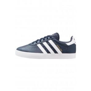 Adidas Originals 350 - Chaussures de Sport Basse/Faible - Armée Collégiale/Bleu Marin/Blanc/Or Métallisé - Femme/Homme